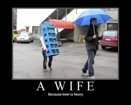 a-wife