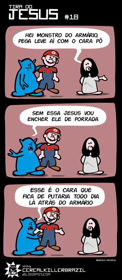 Tira do Jesus